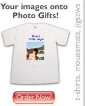 Home page order photogifts
